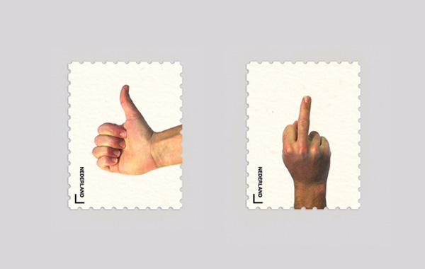 emotional stamps